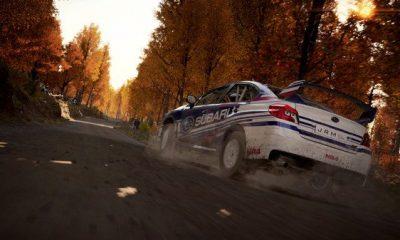 Dirt 4 motorsport games