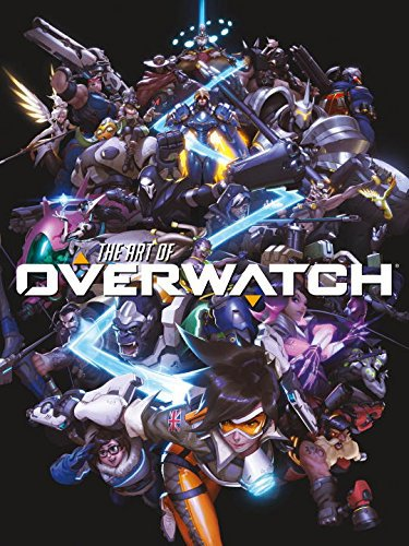 overwatch art books