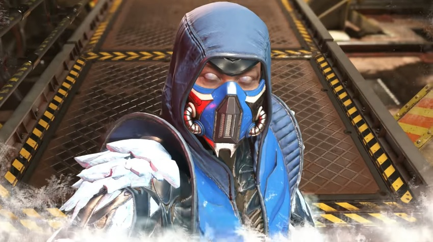 Sub-Zero V Superman in Injustice 2 DLC Trailer