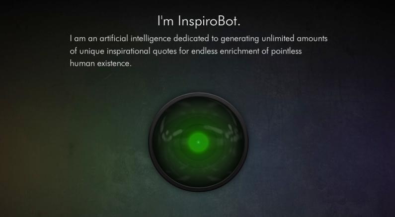 Inspirobot