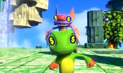 Nostalgia Ripps Off Gamers - Yooka Laylee