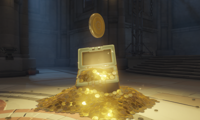 Overwatch Currency To Become Purchasable In China With Update 1.12