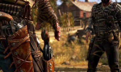 Wild West sandbox PC game