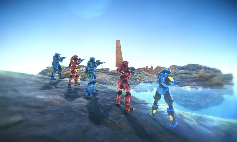 Industries Gives Legal Blessing for Fan-Made Halo Game