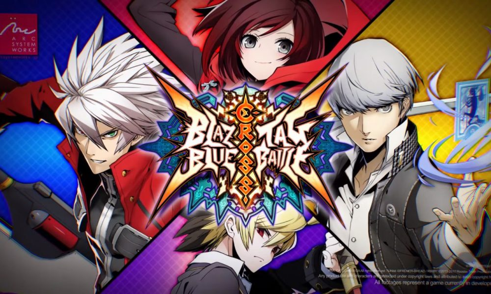 BlazBlue Crosstag Battle combines BlazBlue, Persona 4 Arena, and RWBY