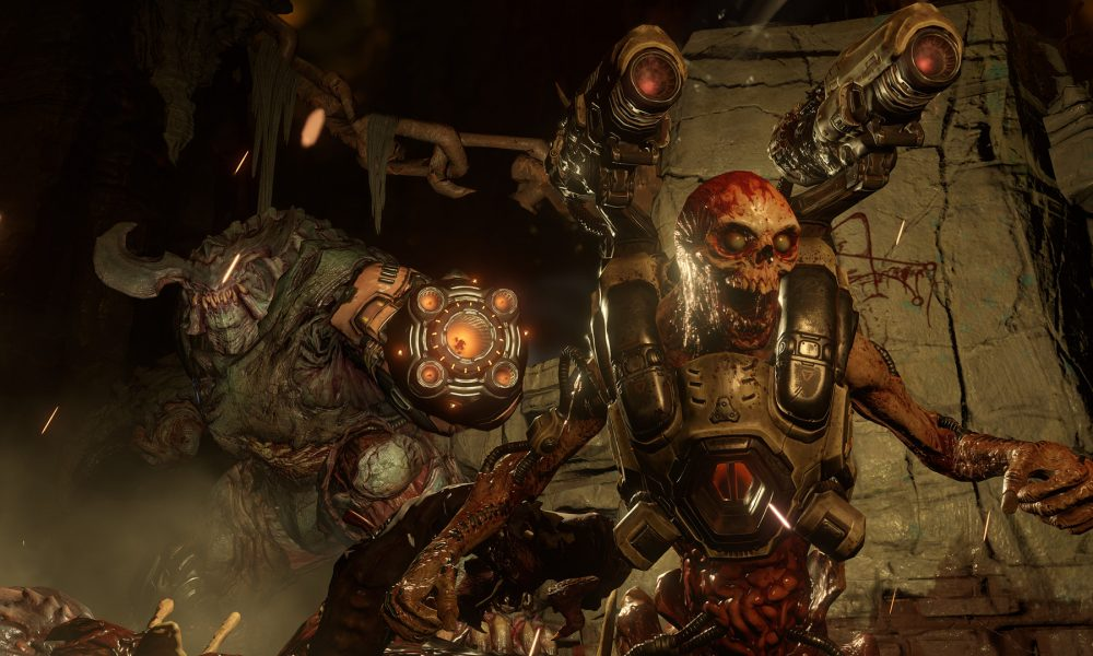 DOOM Update 6.66 Unlocks Season Pass, Free Trial, & So Much $#!@