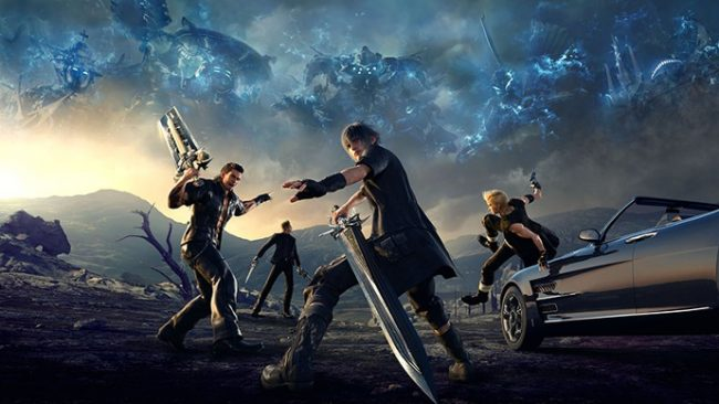 Participate in FF XV's Comrades DLC testing next month