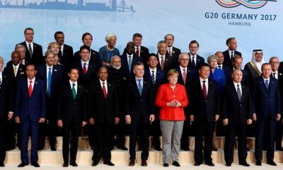 representatives G20 summit 2017