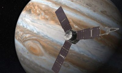Juno Great Red Spot Jupiter