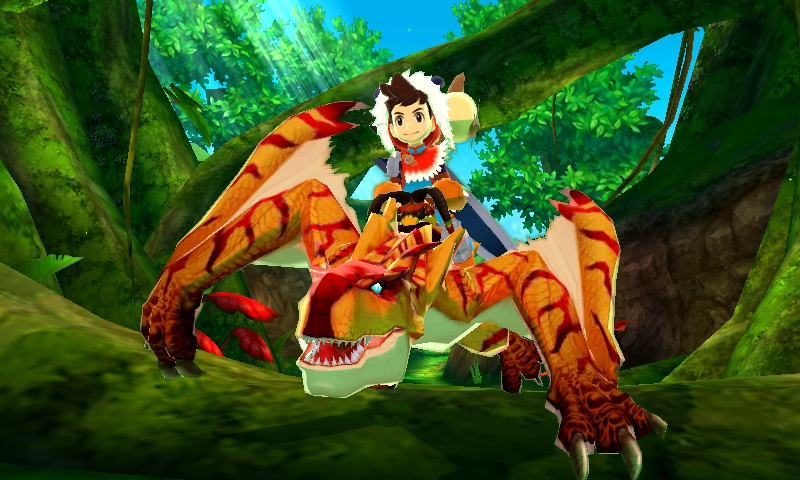 You Can Catch Monster Hunter Stories This September