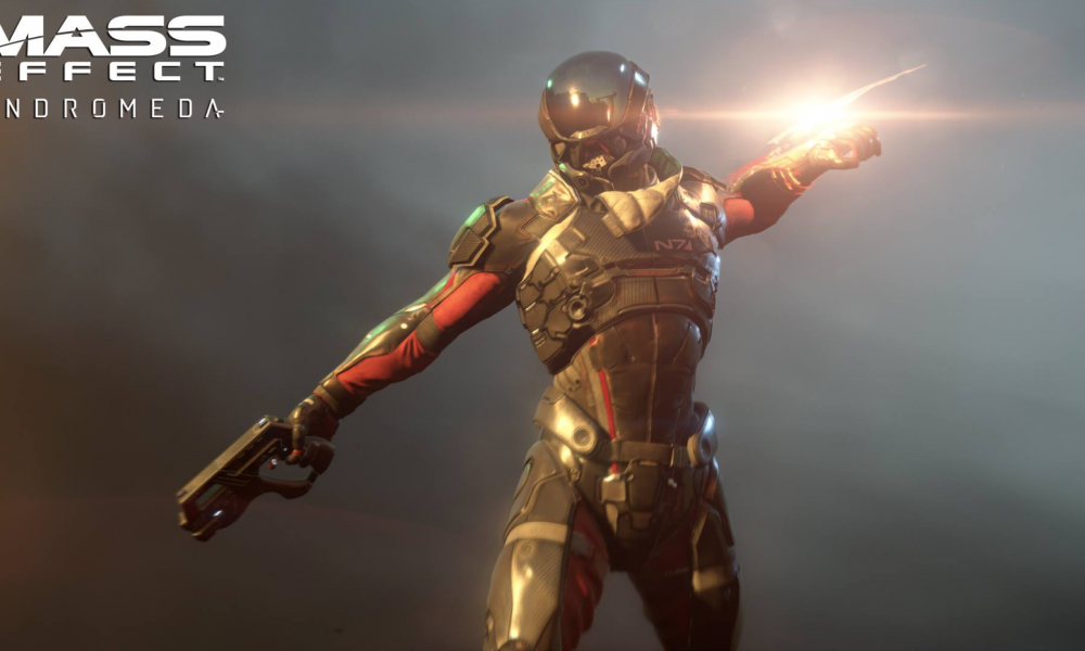 Mass Effect Andromeda Adding New Playable Species in Multiplayer