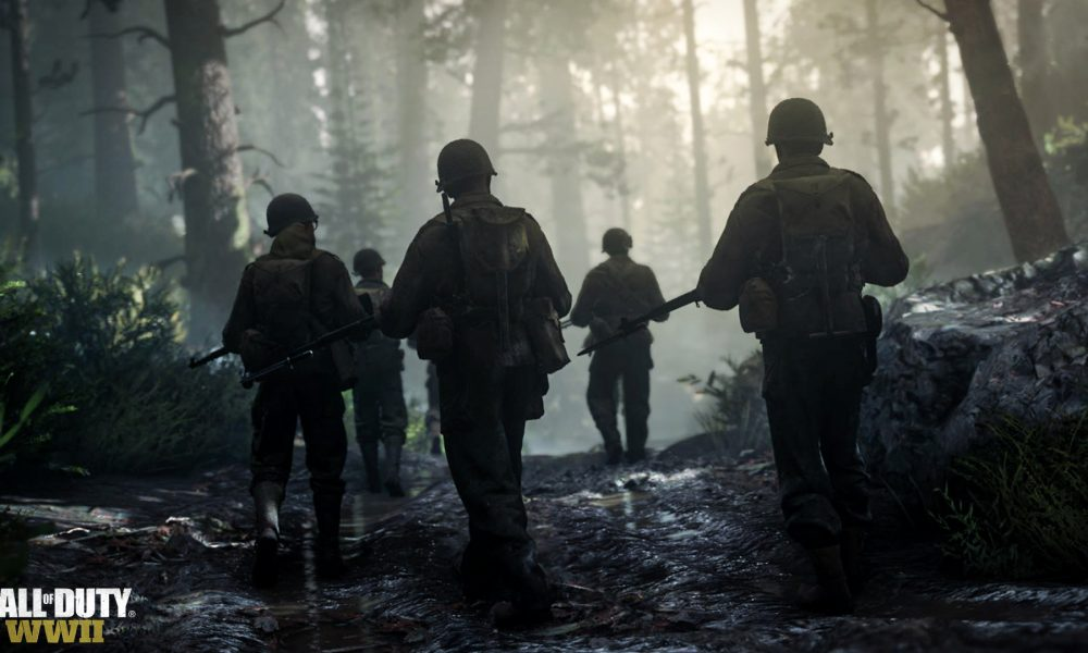 Call of Duty: WWII Servers Will Feature 60Hz Tick Rate
