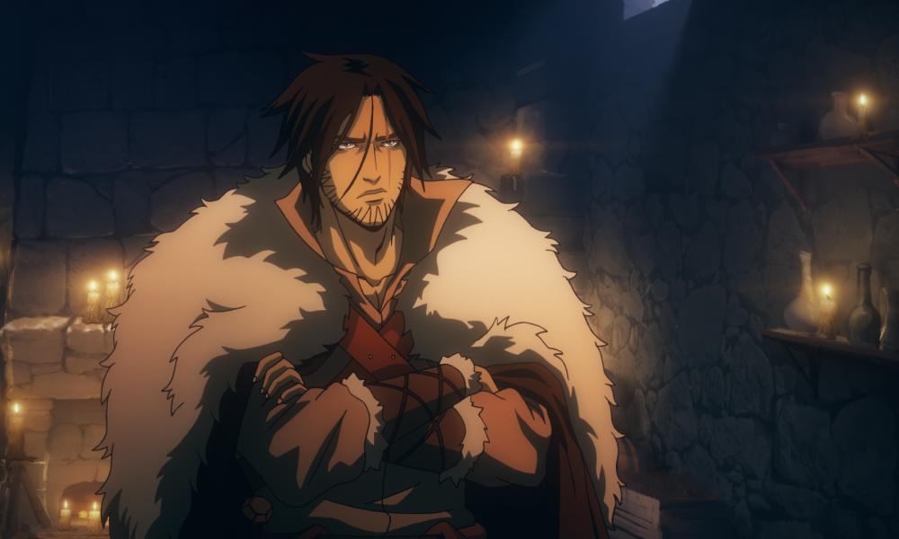 Netflix's Castlevania will return for season two