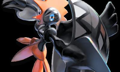 Shiny Tapu Koko Pokemon