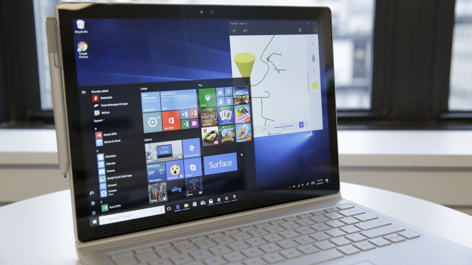 Microsoft has blocked users from updating