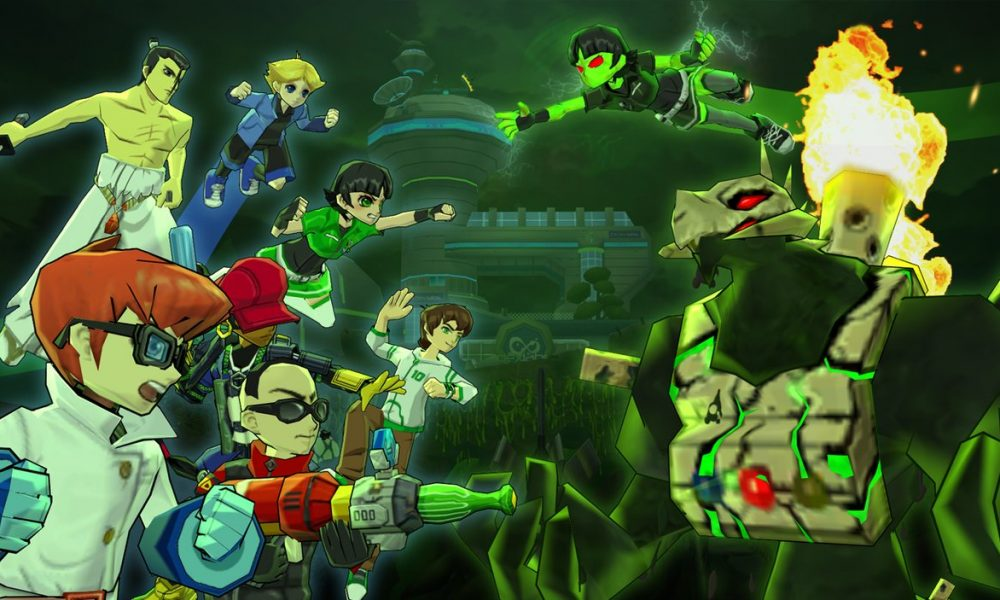 fusionfall the cartoon network mmo is being revived and remade