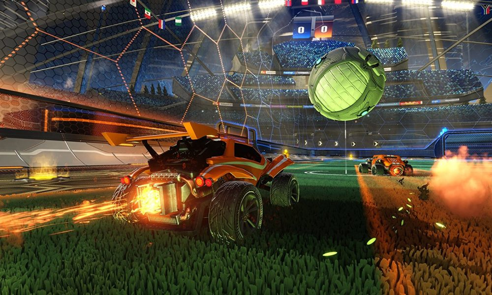 Rocket League Has a New 20-Word Language Ban System