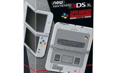 SNES 3DS