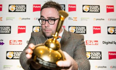 Danny Wallace Hosting Golden Joystick Awards