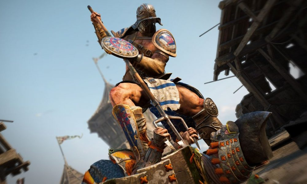 for honor gladiator character review geek reply