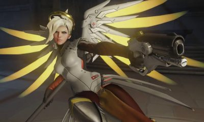 Battle Mercy Highlight Intro