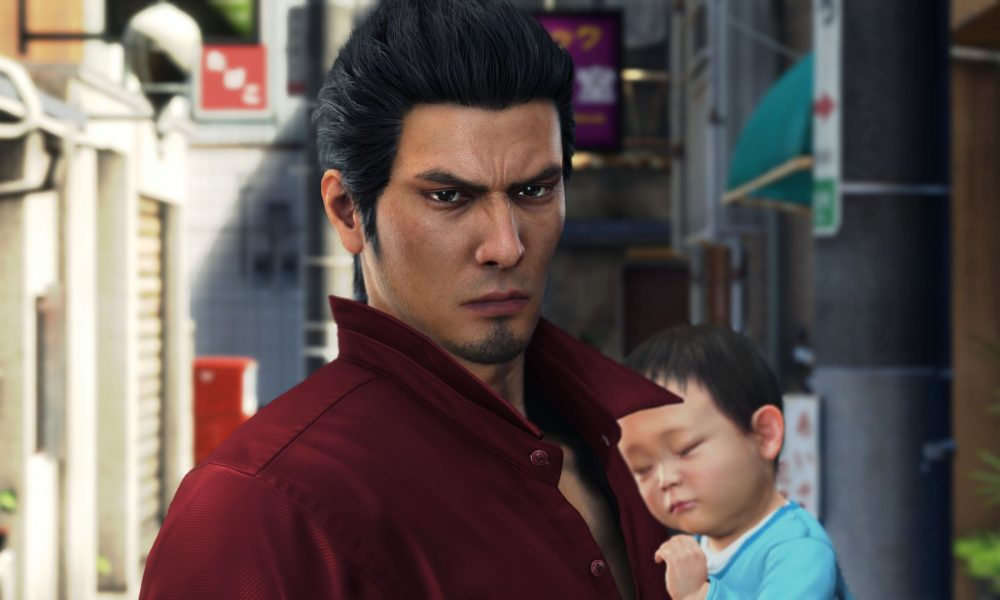 Yakuza 6 sets March release date in the west