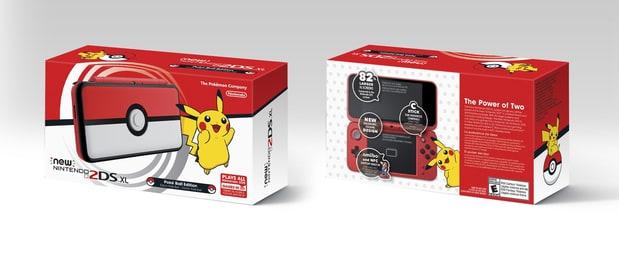 Pokemon Edition 2DS
