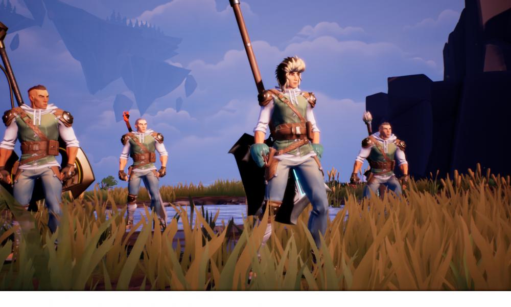 Dauntless Closed Beta Review: Less Daunting Than Anticipated