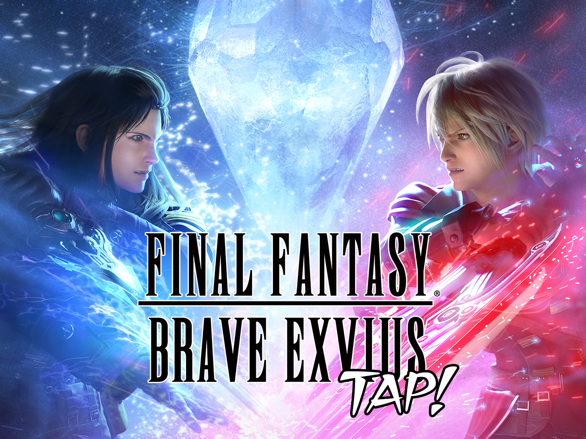 final fantasy brave exvius tap! review: all tapped out