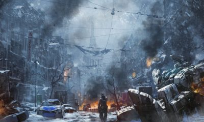Left Alive Concept Art Square