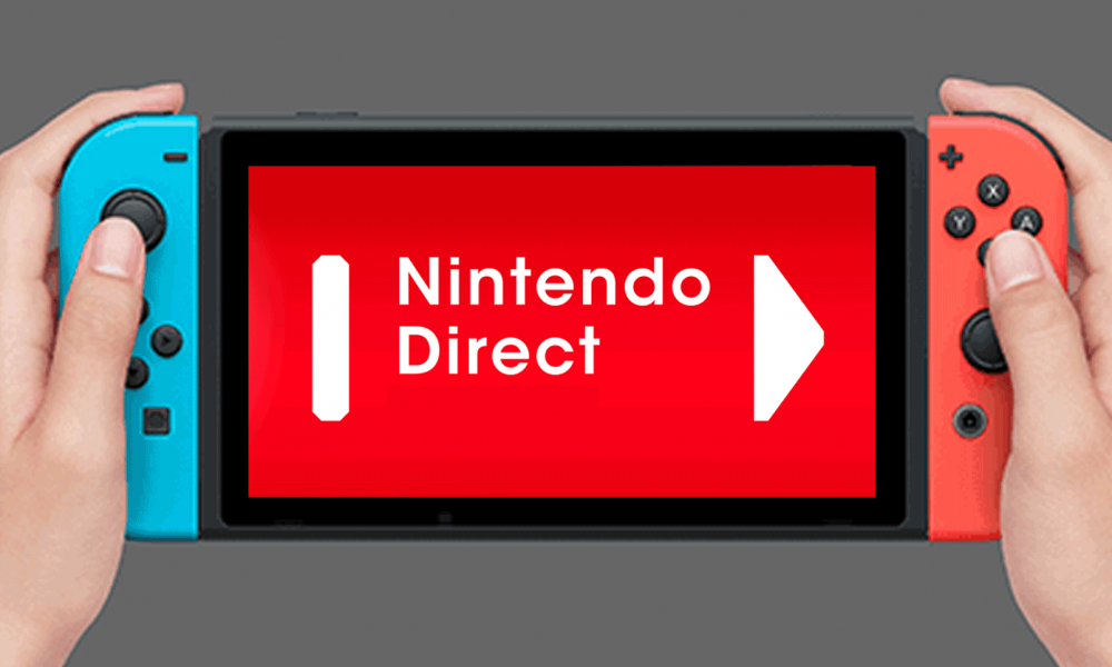 Nintendo Direct Stream Coming Very Soon; To Be Nearly 45 Minutes Long
