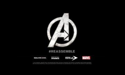 Avengers Cover Based