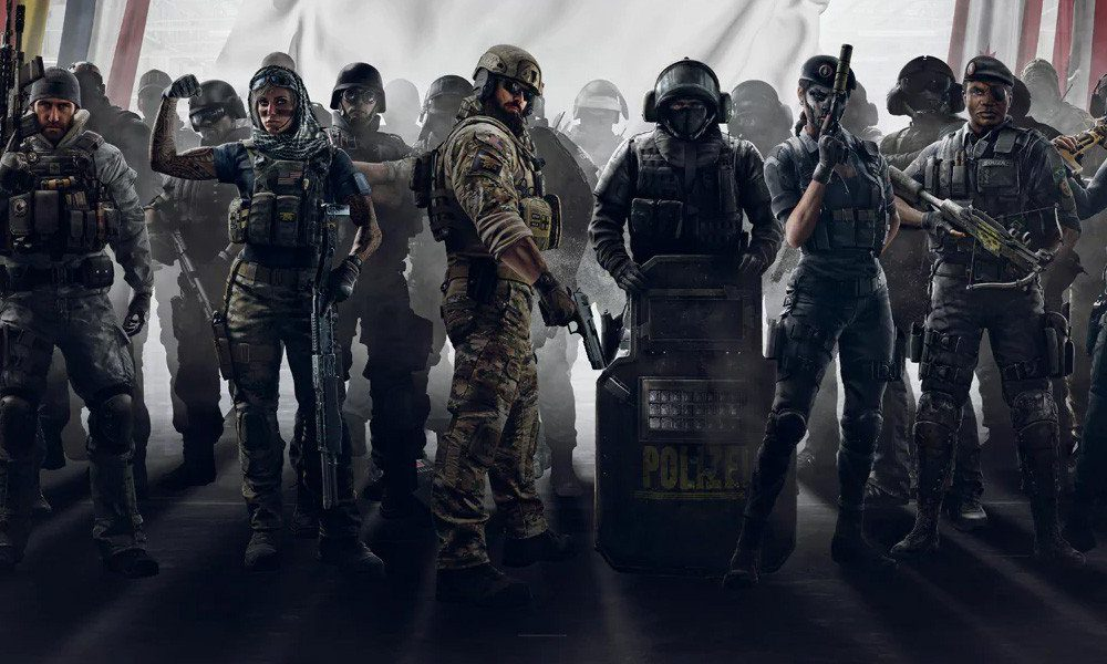 Rainbow Six Siege Plans To Have At Least 100 Operators
