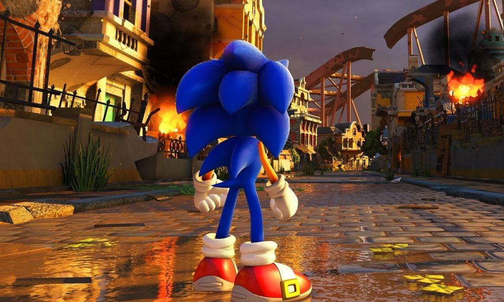 New Sonic Game For Ps4 : Sonic forces gets a new mobile game geek reply