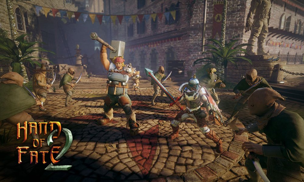 Hand of Fate 2 is coming on November 7