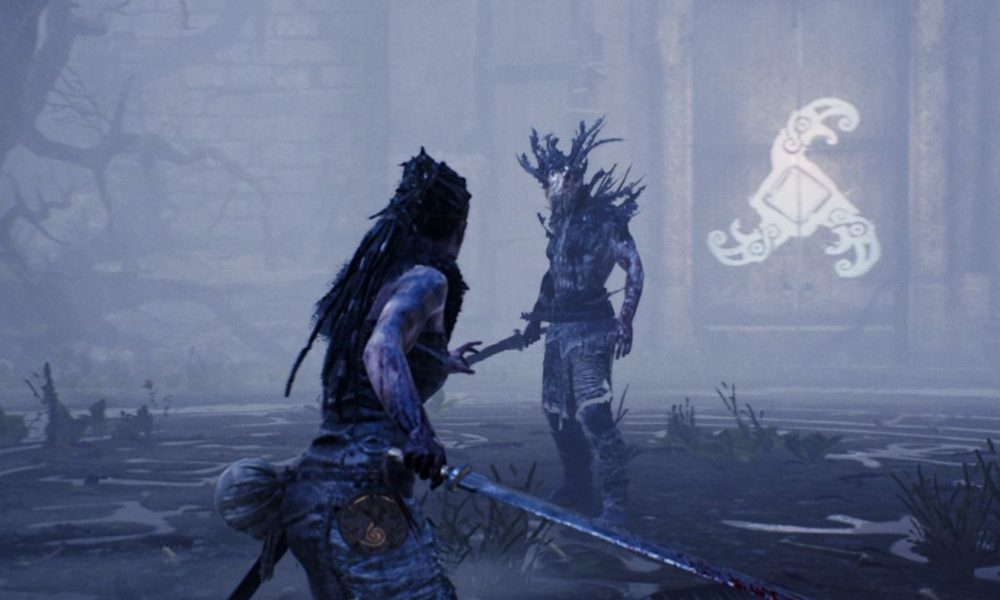 All Of Today's Proceeds From Hellblade Will Go To Mental Health Charity
