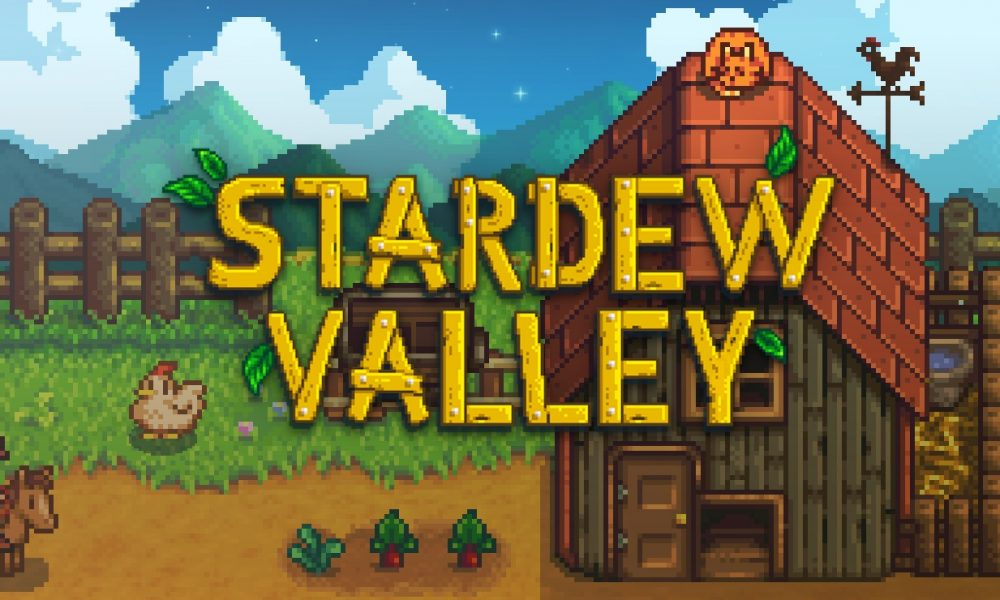 Stardew Valley hits Nintendo Switch on October 5