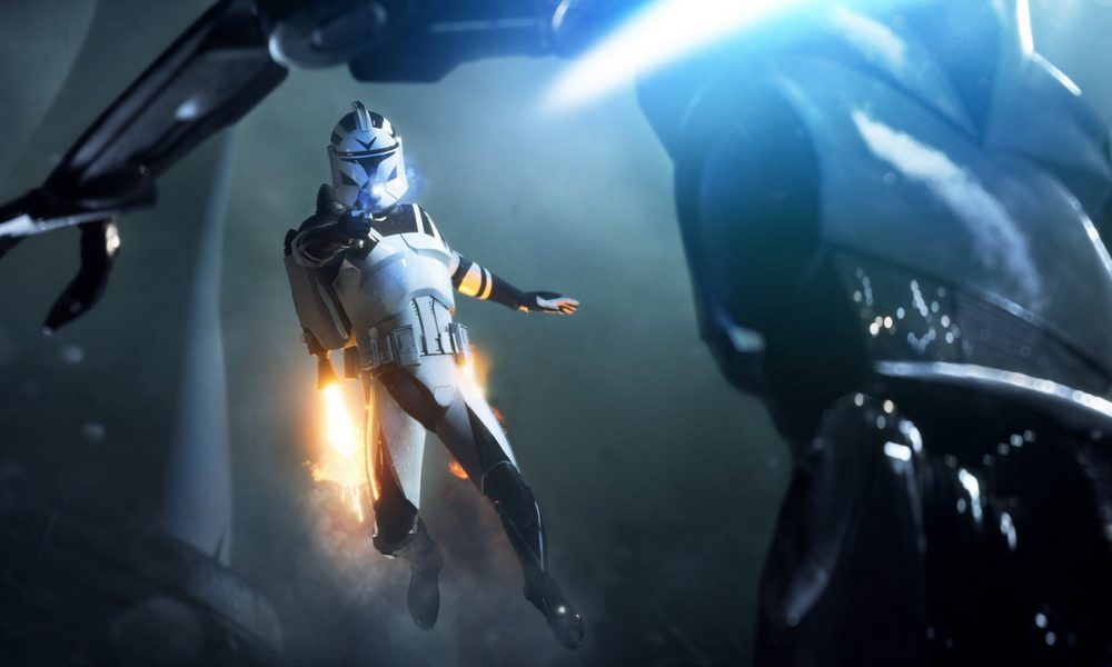 Star Wars Battlefront 2 wipes $3.1 billion from EA's stock value