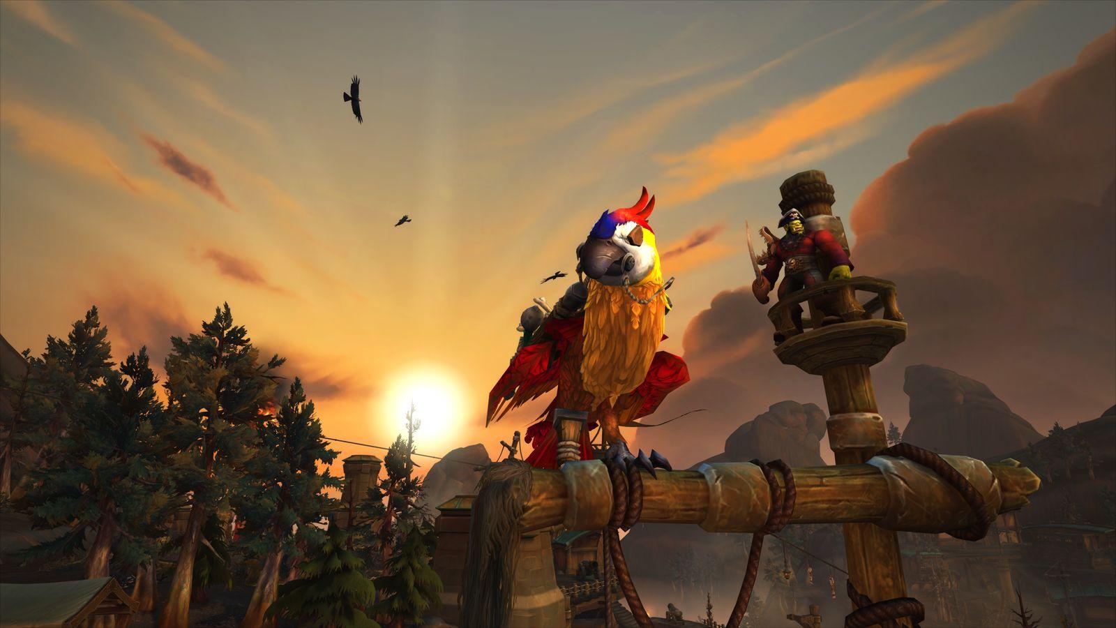 World of warcraft pirate