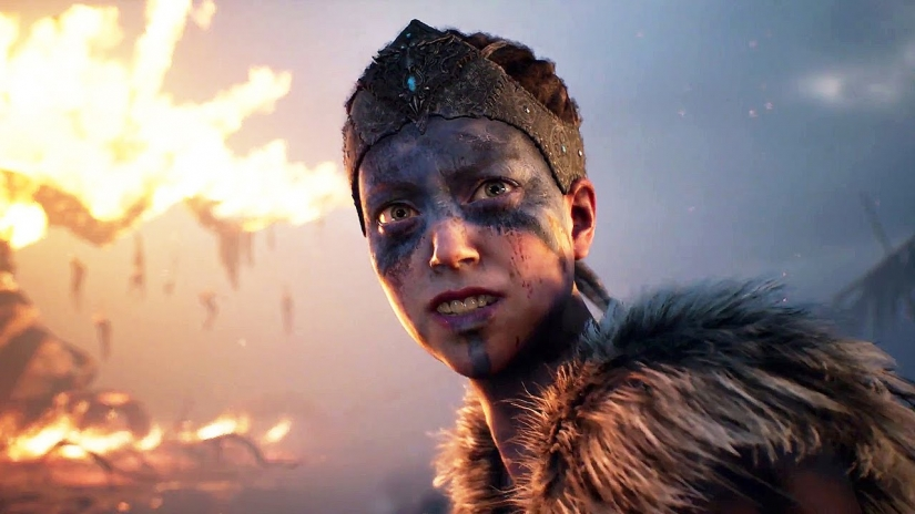 Hellblade has moved into profit after hitting 500K sales