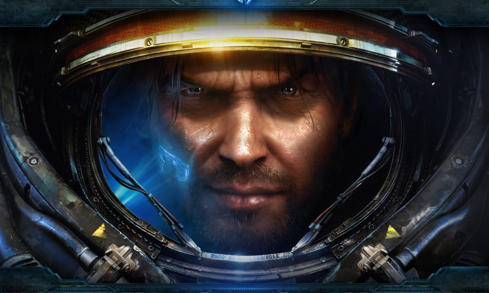 StarCraft 2 Is Now Free-to-play