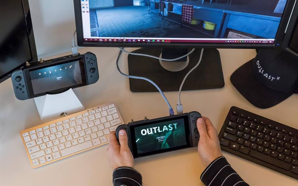 Outlast 1 and 2 coming to Nintendo Switch