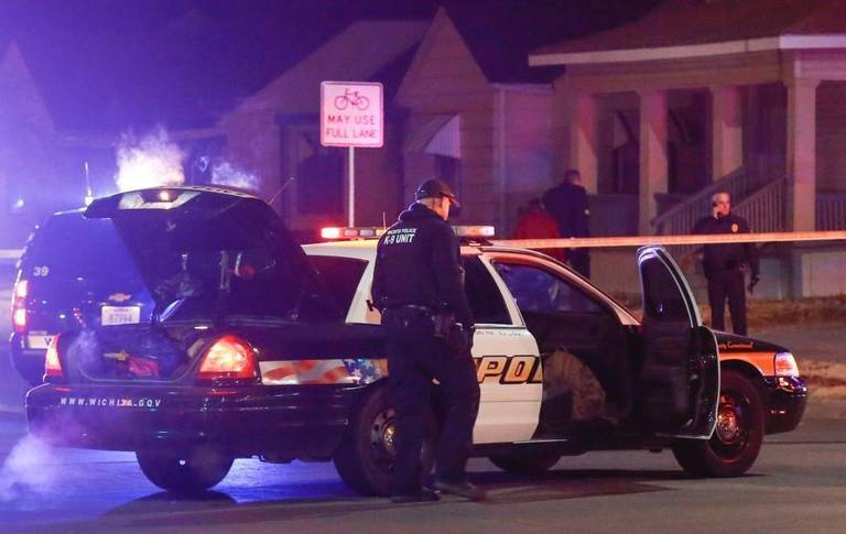 Fatal Kan. officer-involved shooting during false report of hostage situation