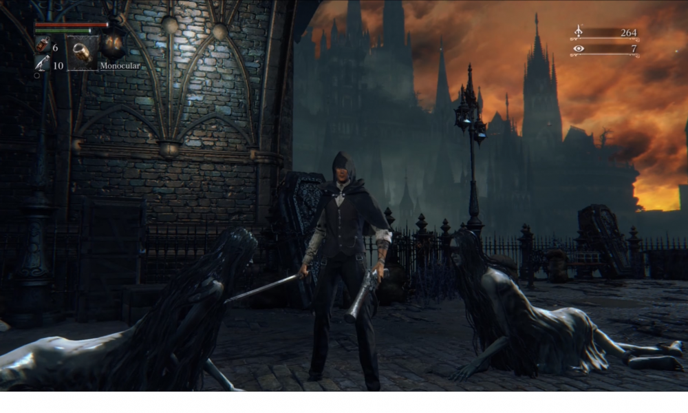 five more creatures cut from bloodborne have been discovered