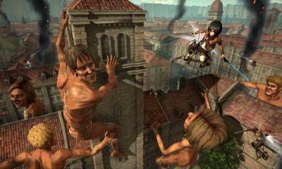 Attack on Titan 2 Predator Mode free update