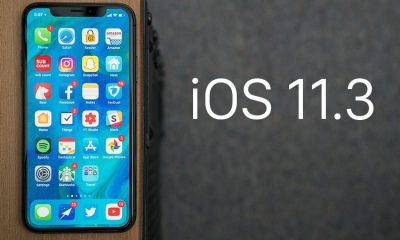 iOS 11.3 released for iPhone, iPad and iPod Touch