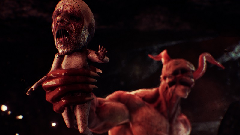 Release date for survival horror game Agony announced with nightmarish trailer