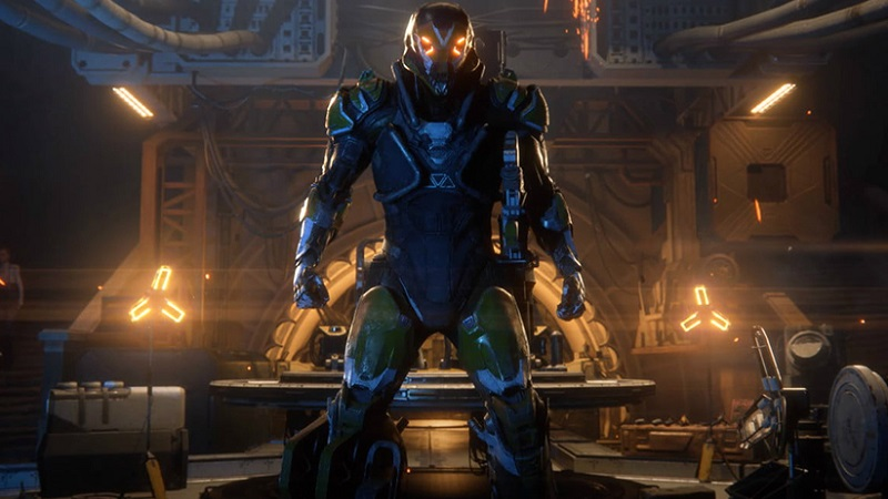 'If We Play It Right, Anthem Will Feel Very Distinctly BioWare
