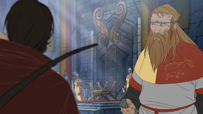 Third Banner Saga Plants July 24 Release Flag