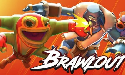 Brawlout Switch physical edition release date